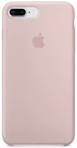 Apple iPhone 8 Plus / 7 Plus Silicone Case - Pink Sand (MQH22ZM/A)