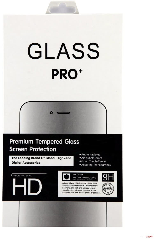 Sklenená fólia GLASS PRO+ pre Samsung Galaxy S6 Edge zakrivené, 0,30 mm