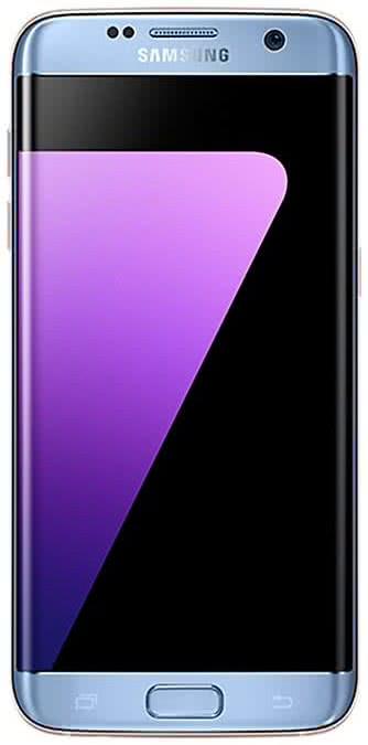 SAMSUNG Galaxy S7 Edge, Light blue