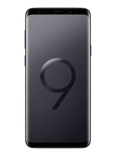 Samsung Galaxy S9 Plus Single SIM, Midnight Black (SM-G965FZKATMS)