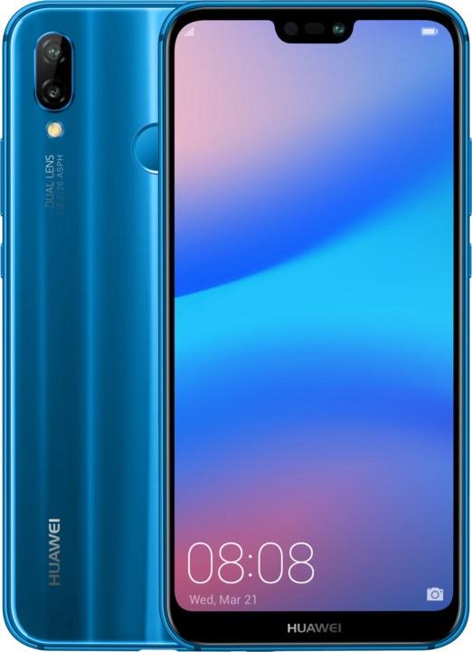 Huawei P20 Lite Dual SIM - Klein Blue  (SP-P20LDSLOM)