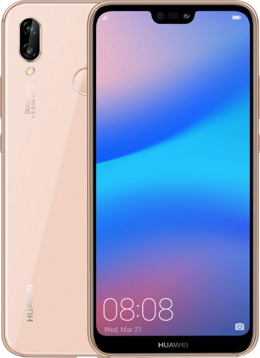 Huawei P20 Lite Dual SIM - Sakura Pink (SP-P20LDSPOM)