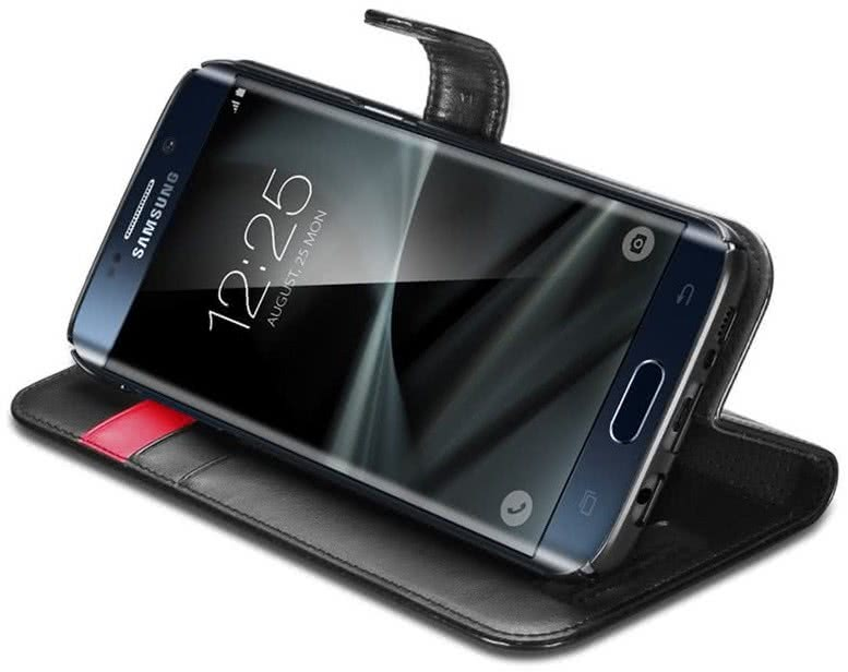 SPIGEN - Galaxy S7 Edge Case Wallet S  (556CS20050)
