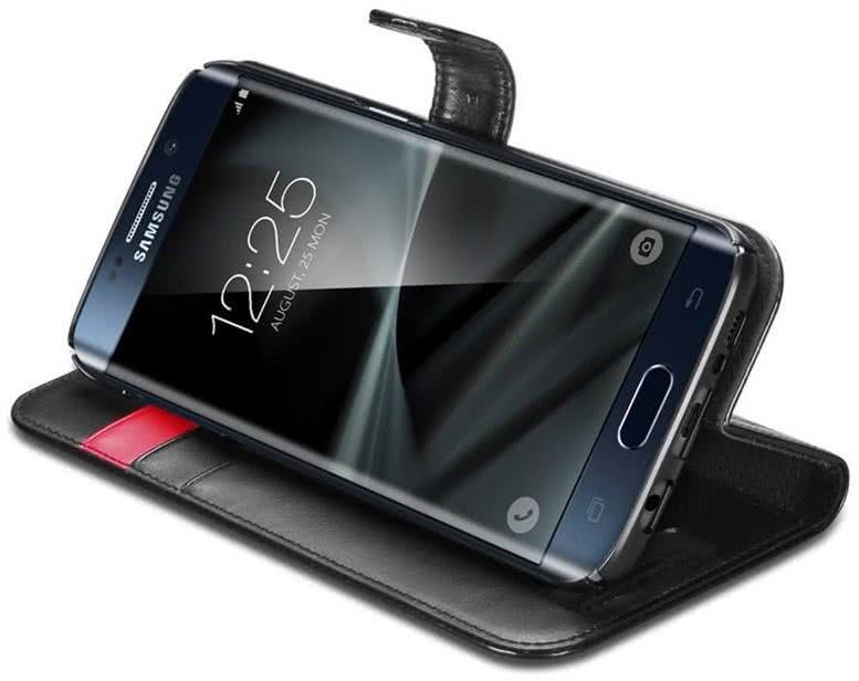 SPIGEN - Galaxy S7 Edge Case Wallet S  (556CS20050)