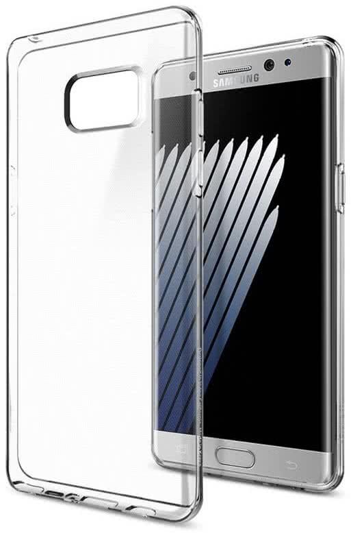 SPIGEN - Samsung Galaxy Note 7 Case Liquid Crystal (562CS20405)