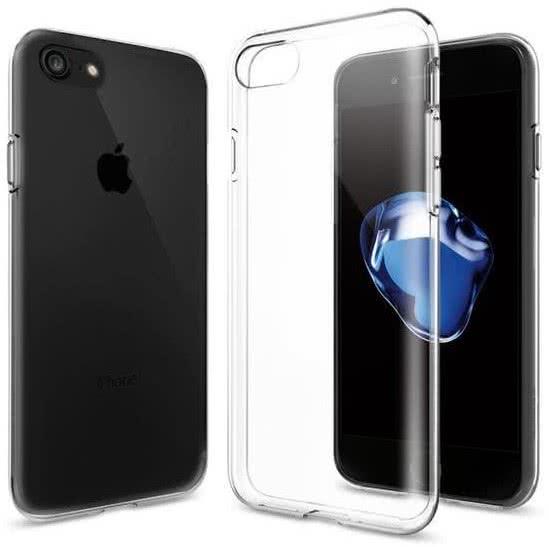 SPIGEN - iPhone 7/8 Case Liquid Crystal (042CS20435)