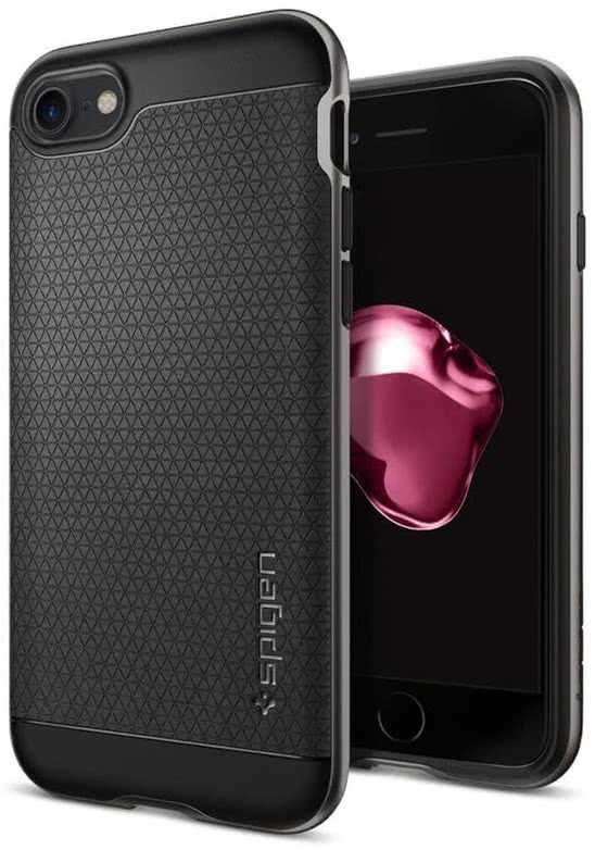 SPIGEN - iPhone 7/8 Case Neo Hybrid Gunmetal (042CS20518)