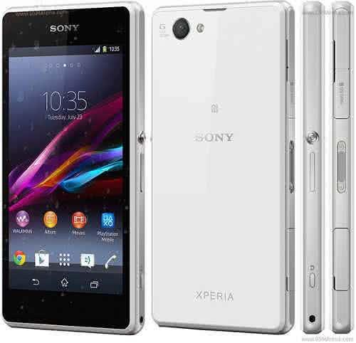 Sony Xperia Z1 Compact White
