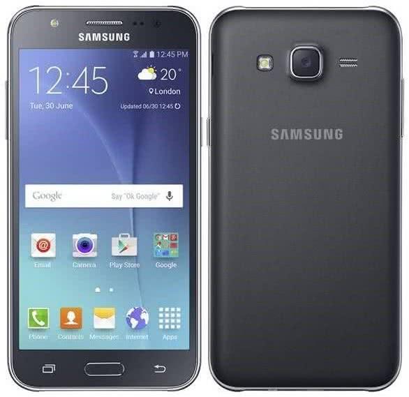 Samsung Galaxy J5 (SM-J500F), čierny