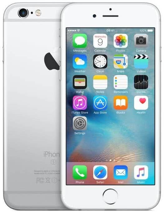 Apple iPhone 6s 16GB Silver (MKQK2CN/A)