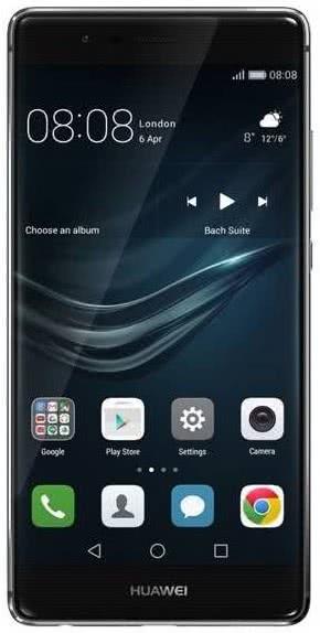 Huawei P9 32 GB Dual SIM - Mystic Silver