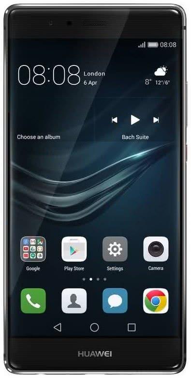 Mobilný telefón Huawei P9 Plus Single SIM (SP- P9PLUSSSTOM) grey
