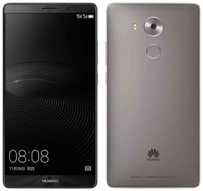 HUAWEI Mate 8 DS Space Gray