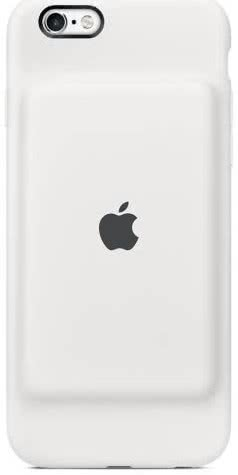 iPhone 6s Smart Battery Case White (MGQM2ZM/A)