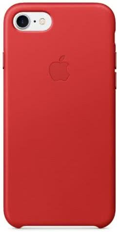 iPhone 7/8 Leather Case - Red (MMY62ZM/A)