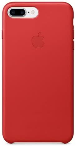 iPhone 7/8 Plus Leather Case - Red (MMYK2ZM/A)