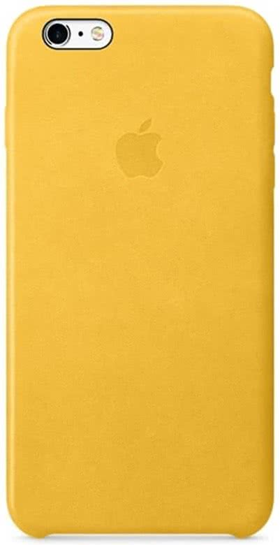iPhone 6s Plus Leather Case - Marigold (MMM32ZM/A)
