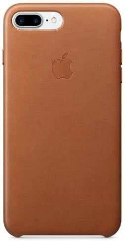 iPhone 7/8 Plus Leather Case - Saddle Brown (MMYF2ZM/A)