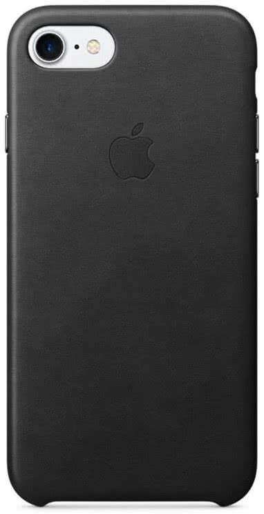 iPhone 7/8 Leather Case - Black (MMY52ZM/A)