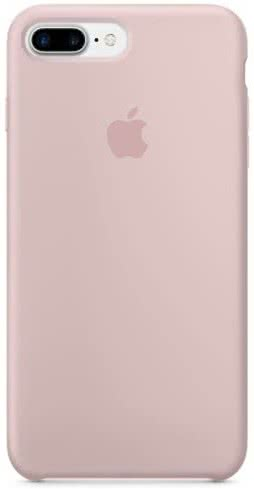 iPhone 7/8 Plus Silicone Case - Pink Sand (MMT02ZM/A)