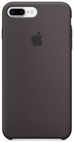 iPhone 7/8 Plus Silicone Case - Cocoa (MMT12ZM/A)
