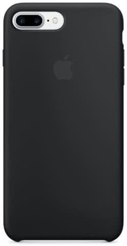 iPhone 7/8 Plus Silicone Case - Black (MMQR2ZM/A)