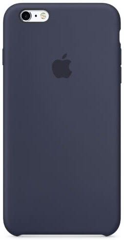 iPhone 6S Silicone Case Midnight Blue (MKY22ZM/A)