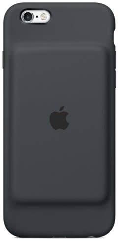 iPhone 6s Smart Battery Case Charcoal Gray (MGQL2ZM/A)