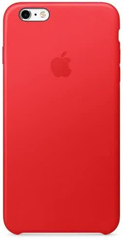 iPhone 6S Plus Leather Case Red (MKXG2ZM/A)