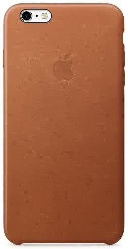 iPhone 6S Plus Leather Case Saddle Brown (MKXC2ZM/A)