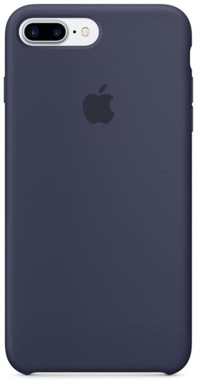 iPhone 7/8 Plus Silicone Case - Mid Blue (MMQU2ZM/A)