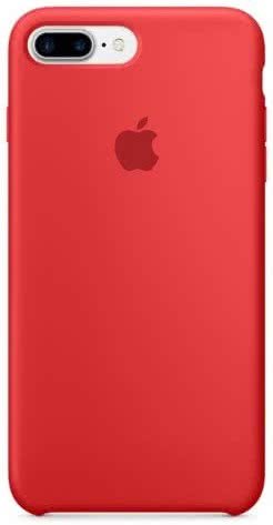 iPhone 7/8 Plus Silicone Case  Red (MMQV2ZM/A)