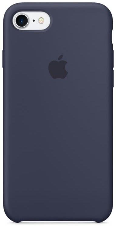 iPhone 7/8 Silicone Case - Mid Blue (MMWK2ZM/A)