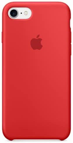 iPhone 7/8 Silicone Case - Red (MMWN2ZM/A)