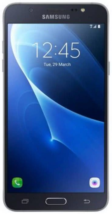 Samsung Galaxy J7 2016, Black Single SIM (SM-J710FZKNETL)