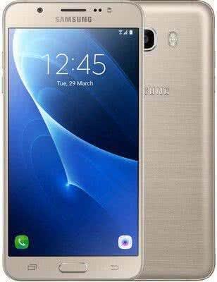 Samsung Galaxy J7 2016, Gold Single SIM (SM-J710FZDNETL)
