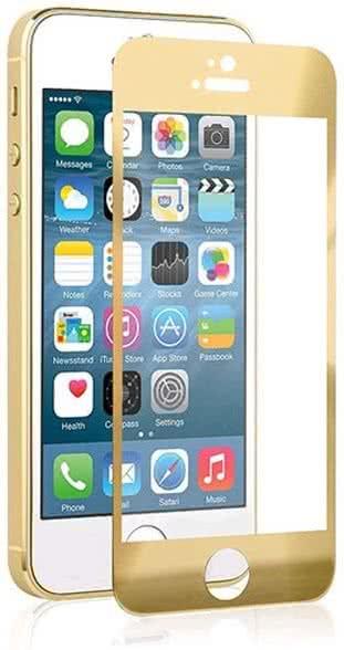 Tvrzené sklo  GLASS PRO+ pro iPhone 6/6S/7/8 Full-Cover, 0.30 mm, zlatá