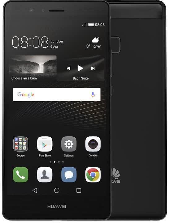 Huawei P9 Lite Dual SIM čierny