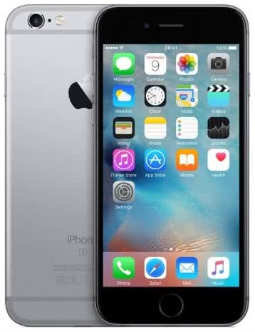 Apple iPhone 6s 16GB Space Gray (MKQJ2CN/A)