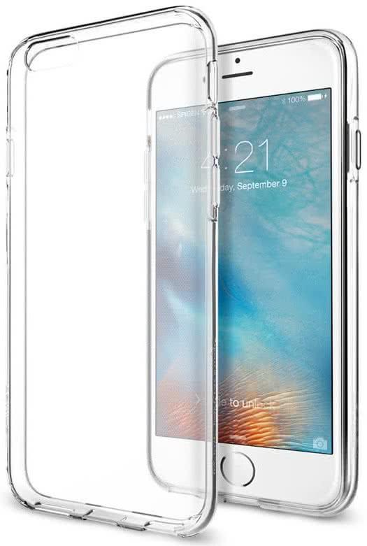 SPIGEN - iPhone 6/6s, Liquid crystal (SGP11596)