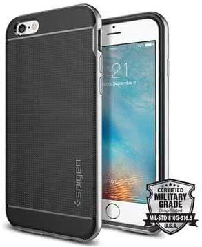 SPIGEN Neo Hybrid Apple iPhone 6 / 6S, satin silver (SGP11620)