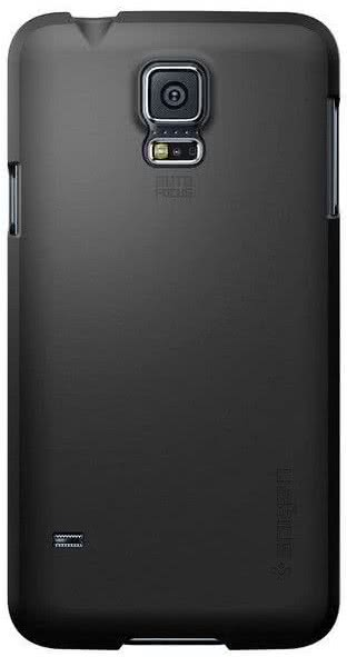 SPIGEN Ultra Fit - Samsung Galaxy S5 / NEO SMOOTH BLACK  (SGP10731)